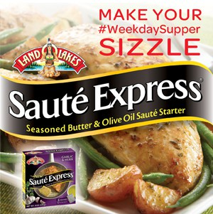 Saute Express Blogger Logo FINAL5