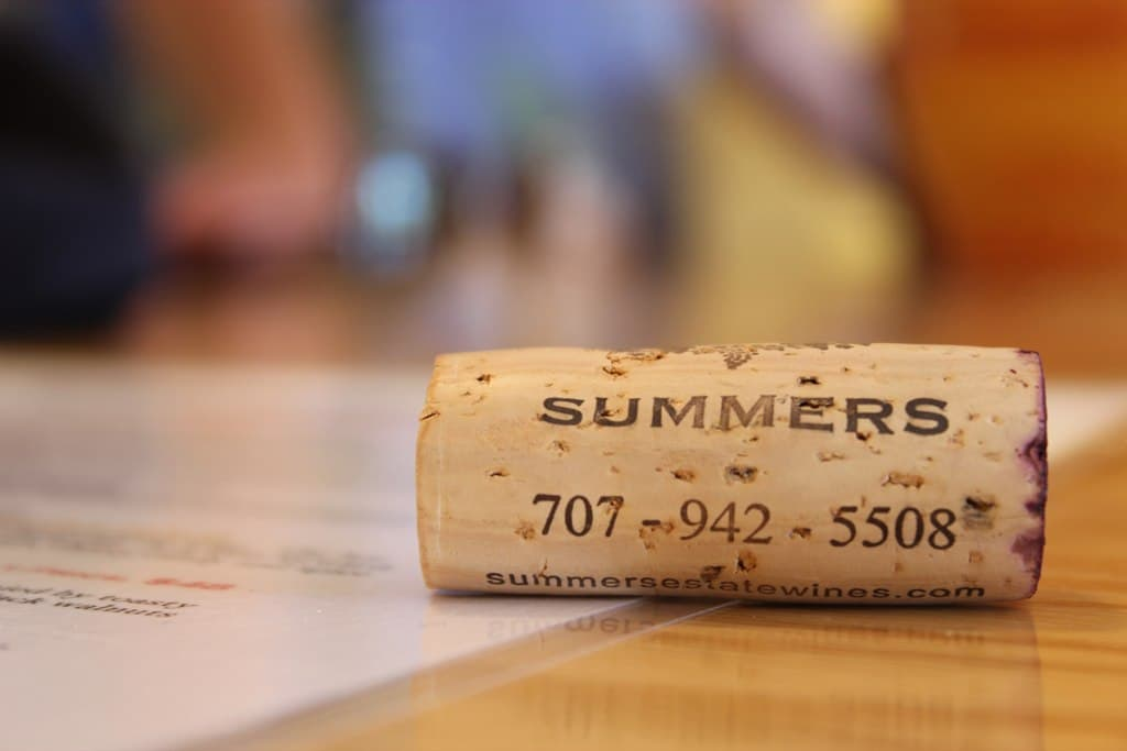 Summers Vineyard
