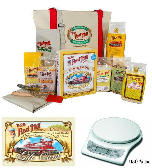 Bob's Red Mill gift pack