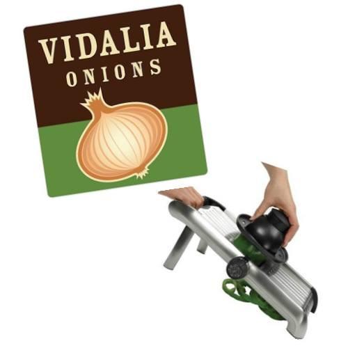Vidalia Onions/Mandolin