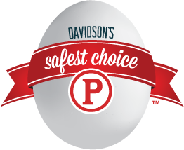 Davdidson's Safest Choice Eggs Logo