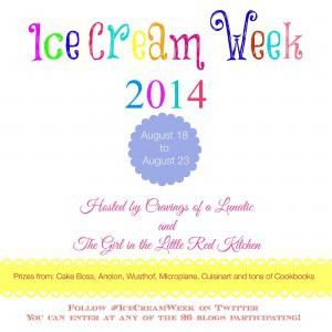 Ice Cream Week Logo