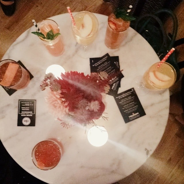 S.Pellegrino Cocktails #liveoffthemenu