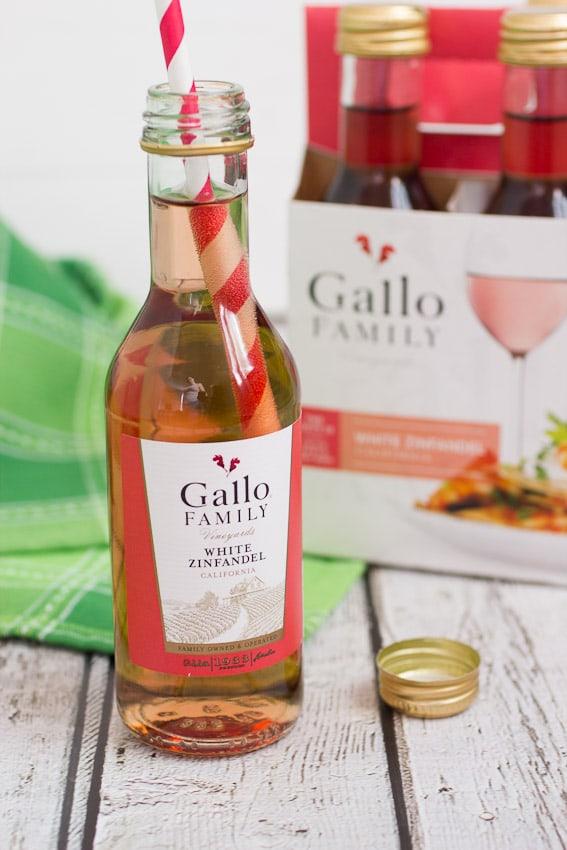 Gallo Family Vineyard Mini Bottles