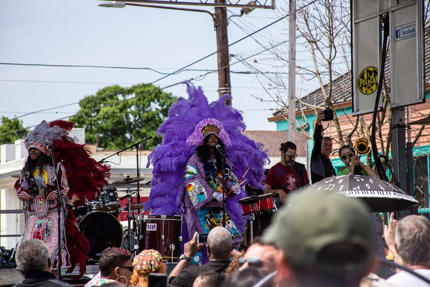Music in New Orleans