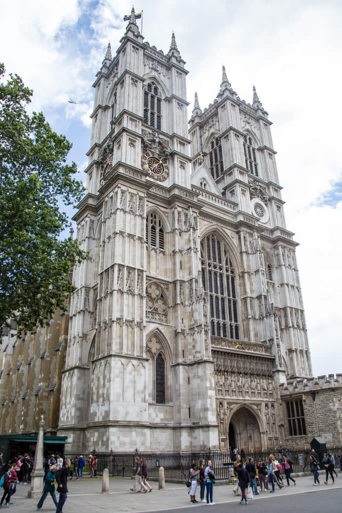 Westminster Abbey | girlinthelittleredkitchen.com