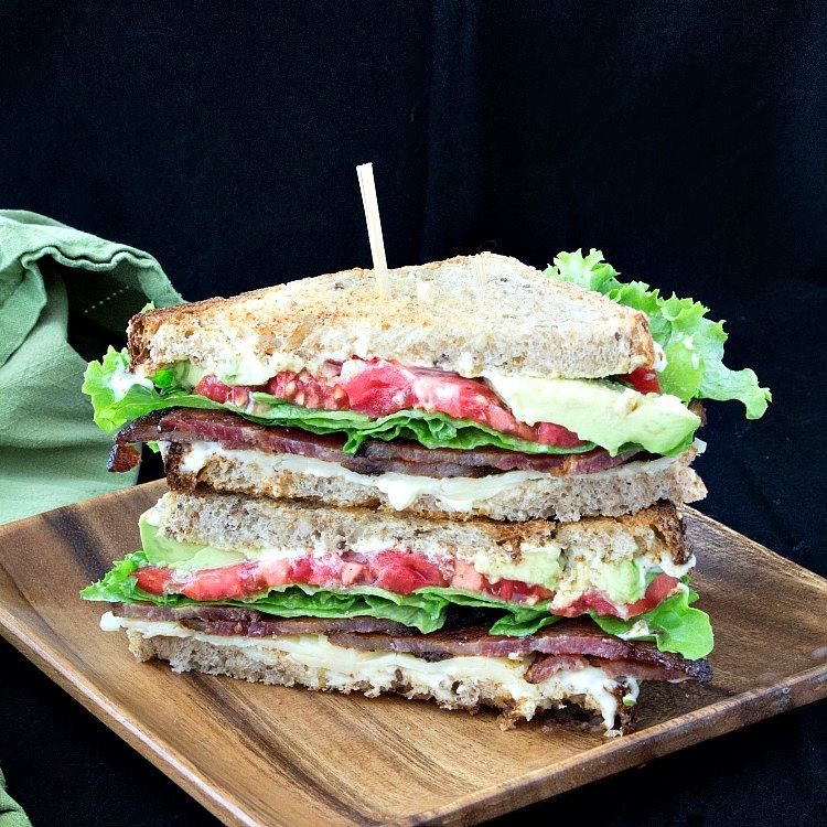 Gourmet BLT | Pastry Chef Online