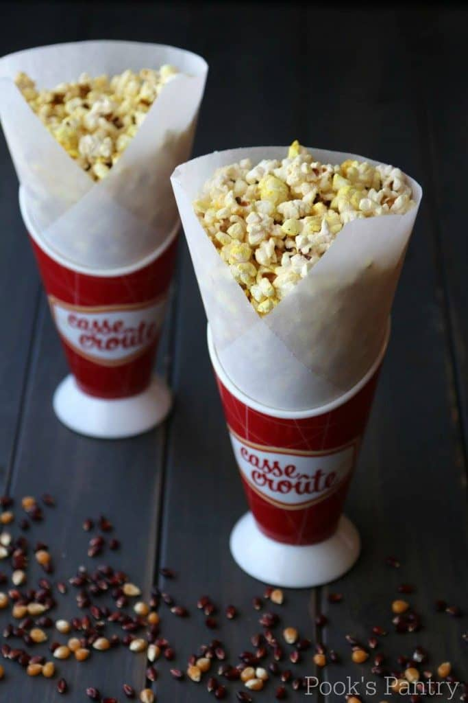Stove Top Island Spice Popcorn | Pook's Pantry