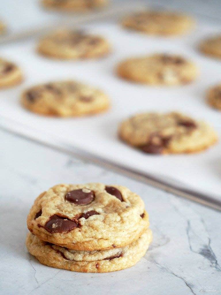 Soft Chocolate Chip Cookies | Comfortably Domestic