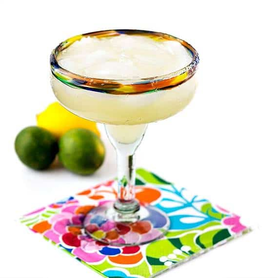 Top Shelf Margaritas | Pastry Chef Online