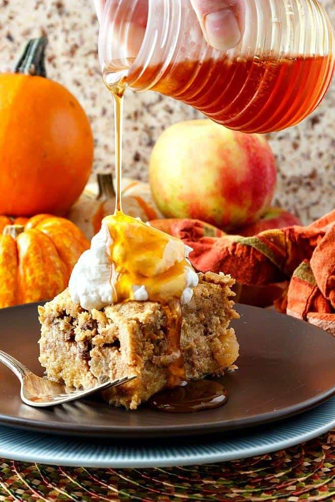 Apple Cider Doughnut French Toast Casserole | Pastry Chef Online
