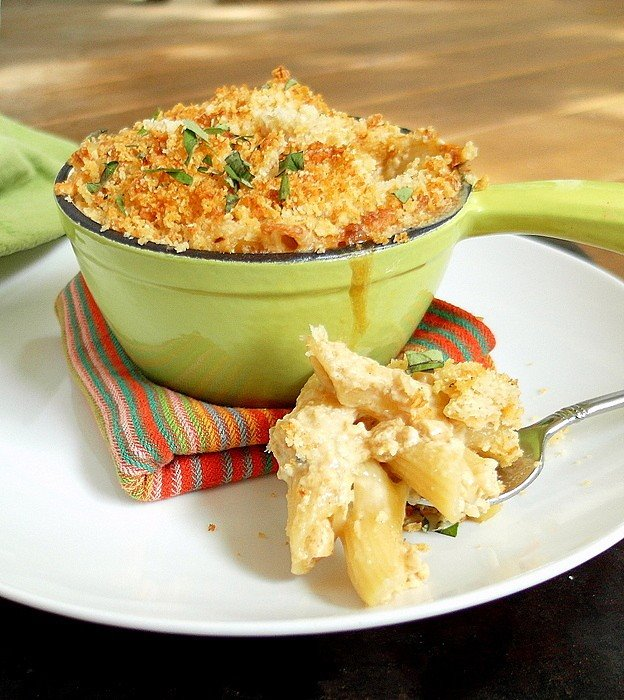 Baked Macaroni and Cheese | Pastry Chef Online